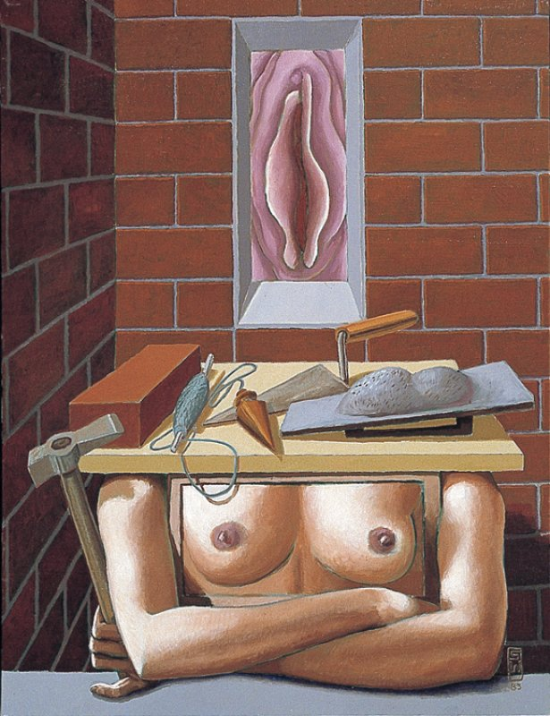The Bricklayer's Wife