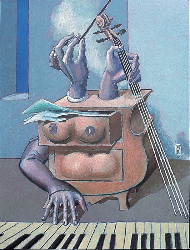 The Musician's Wife